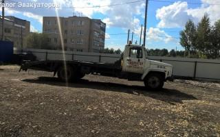 Эвакуатор в городе Саранск Авто Сос 24 ч. — цена от 800 руб
