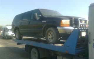 Эвакуатор в городе Георгиевск Юрий 24 ч. — цена от 800 руб