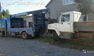 Эвакуатор в городе Сарапул Эвакуатор 24 ч. — цена от 500 руб