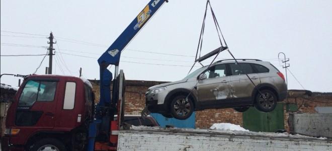 Эвакуатор в городе Узловая Игорь 24 ч. — цена от 800 руб