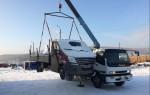 Эвакуатор в городе Усть-Кут Иван 24 ч. — цена от 800 руб